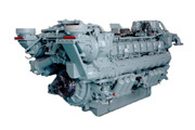 MTU Marine Engine (1140-3000HP)