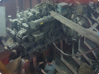 1200HP Marine Engine for Fishing boat