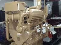 Cummins marine motor for Latin American