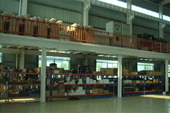 Parts & Material Stock
